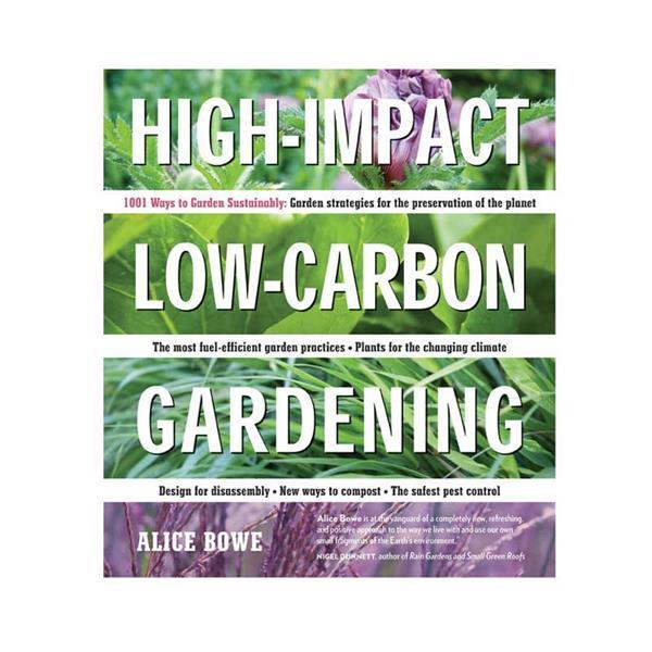 High-impact, Low-carbon gardening