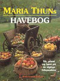 Maria Thuns havebog