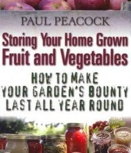 Storing your home grown fruit and vegeta