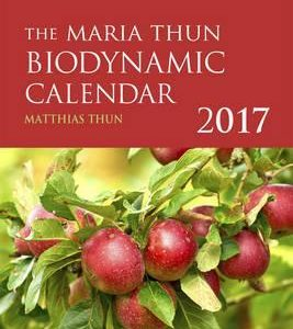 The Maria Thun biodynamic calendar